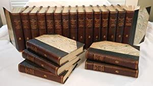 The Works of William Shakespeare. In Twenty [20] Volumes