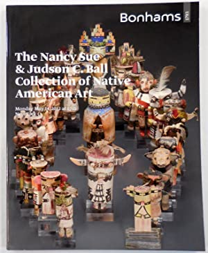The Nancy Sue & Judson C. Ball Collection of Native American Art. New York: May 14, 2012