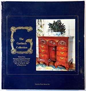 The Garbisch Collection Volume Four.Important American Furniture and Related Decorative Arts. New...