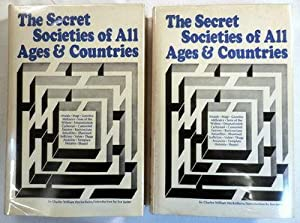 The Secret Societies of All Ages and Countries. In Two (2) Volumes [Complete]