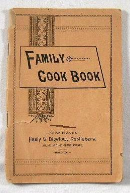 Family Cook Book: Kickapoo Indian Medicine