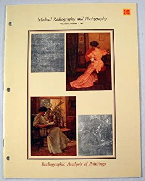 Radiographic Analysis of Paintings. Medical Radiography and: A. Everette James,