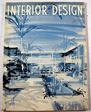Interior Design Magazine. July 1962. Volume 33, Number 7