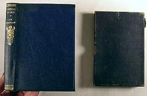 Poetical Works - Longfellow: Longfellow, Henry Wadsworth.