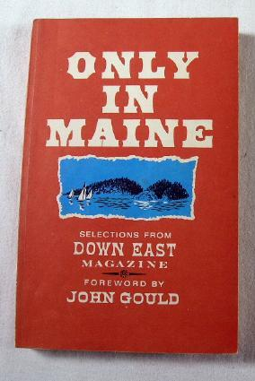 Only in Maine: Down East Magazine