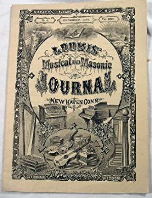 Loomis' Musical and Masonic Journal. Volume XII,: Loomis, C. M.