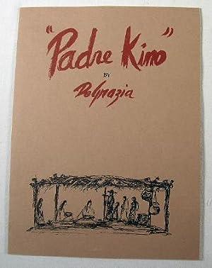 """Padre Kino"""" By DeGrazia. Announcement for Portfolio: DeGrazia, Ted"""