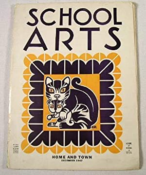 School Arts, Vol. 47, No. 4 - Home and Town. December 1947