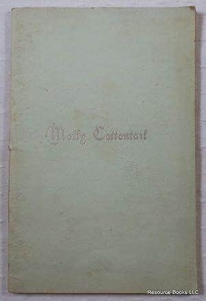 Molly Cottontail: Hallett, Emma V.