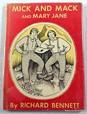Mick and Mack and Mary Jane