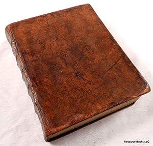 Icones Biblicae Veteris et Novi Testamenti. Figuren: Kusel, Melchior. Bible