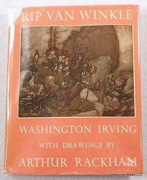 Rip Van Winkle: Irving, Washington. Illustrated