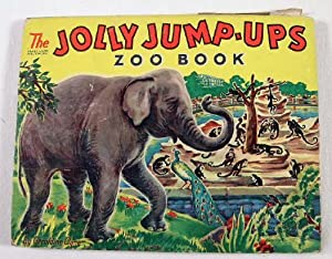 The Jolly Jump-Ups Zoo Book: Clyne, Geraldine