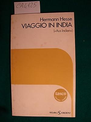 """Viaggio in India (""""Aus Indien""""): Hesse Hermann"""