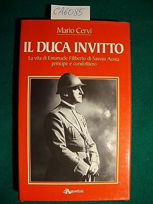 Il Duca invitto - La vita di: Cervi Mario