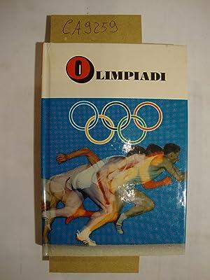 Olimpiadi: Goggioli Giordano