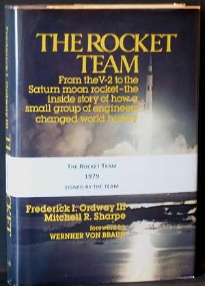 The Rocket Team: Wernher Von Braun]