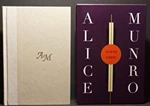 Selected Stories: Alice MUNRO [signed]