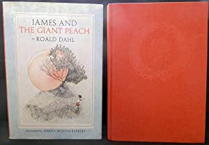James and the Giant Peach: Roald DAHL [signed]