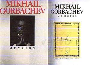 Memoirs: Mikhail GORBACHEV [signed]
