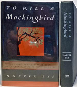 To Kill a Mockingbird - Signed by Harper Lee