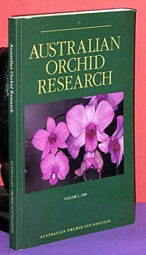 Australian Orchid Research