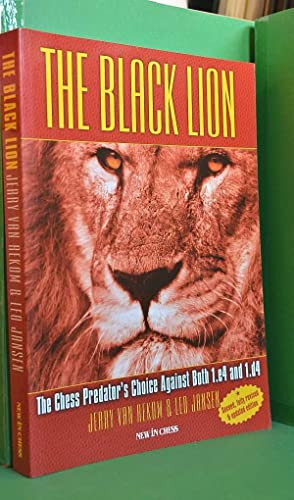 The Black Lion: The Chess Predator's Choice: Rekom and Leo