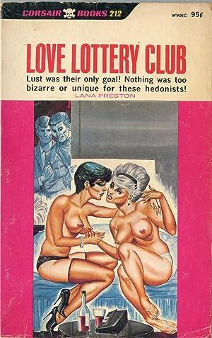 Love Lottery Club: Lana Preston