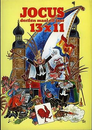 Jocus dertien maol elf jaor. 13 x: Diverse auteurs