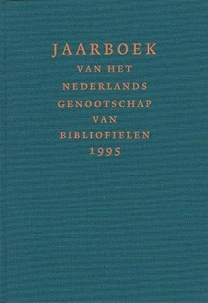 Jaarboek van het Nederlands Genootschap van Bibliofielen: FONTAINE VERWEY-LE GRAND,