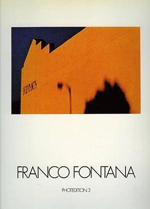Franco Fontana. Photedition 3.: MEILI, D.
