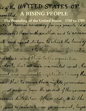 A Rising People. The Founding of the: BOYD, Julian (introduction)