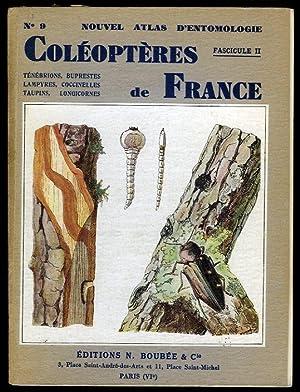 Atlas des Coléoptères de France. I. Carabes,: AUBER, Luc
