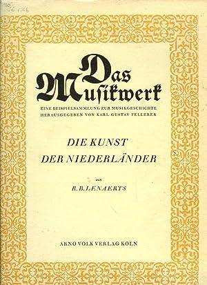 Die Kunst der Niederländer: LENAERTS, R.B.