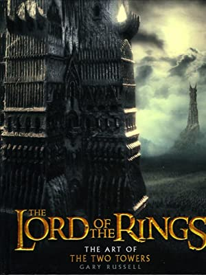 The Lord of the Rings. The Art of the Two Towers