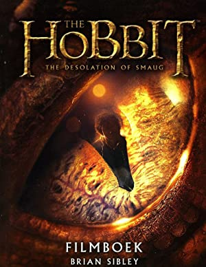 The Hobbit. The desolation of Smaug - Filmboek