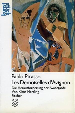 Pablo Picasso. Les Demoiselles d'Avignon. Die Herausforderung: HERDING, Klaus