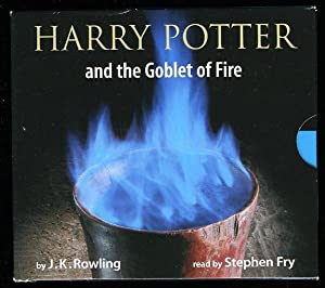 harry potter books read by stephen fry