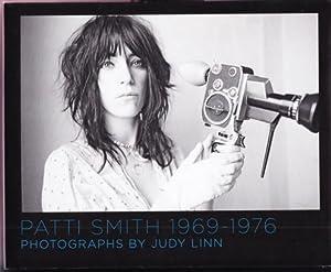 PATTI SMITH 1969 - 1976: Linn, Judy and