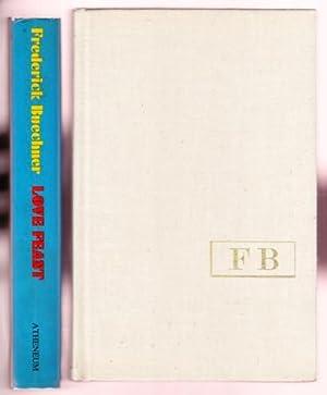 LOVE FEAST: Buechner, Frederick