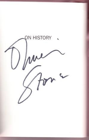 ON HISTORY: Ali, Tariq and Oliver Stone