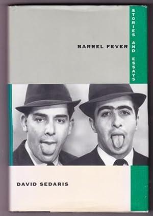 barrel fever by david sedaris first edition signed abebooks stories and essays sedaris david