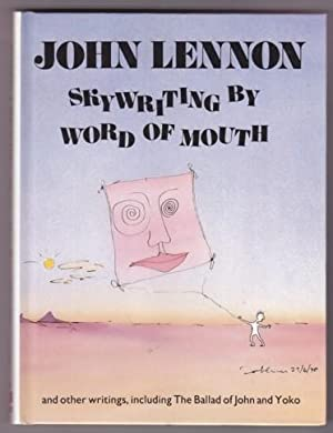SKYWRITING BY WORD OF MOUTH: Lennon, John