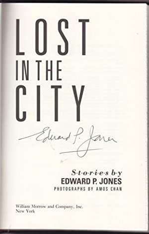 LOST IN THE CITY. STORIES: Jones, Edward P.