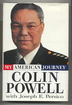 MY AMERICAN JOURNEY: Powell, Colin L. with Joseph E. Persico