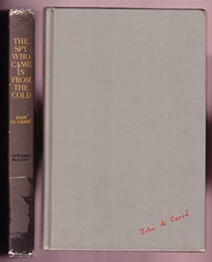 THE SPY WHO CAME IN FROM THE COLD: Le Carre, John