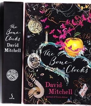 THE BONE CLOCKS: Mitchell, David
