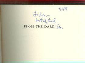 FROM THE DARK: Roberts, Len
