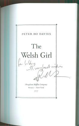 THE WELSH GIRL: Davies, Peter Ho