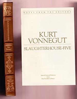 SLAUGHTERHOUSE FIVE: Vonnegut, Kurt